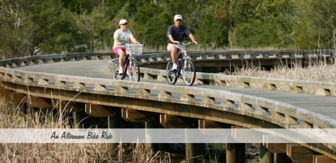 Brunswick County Real Estate St James Plantation Walking Paths