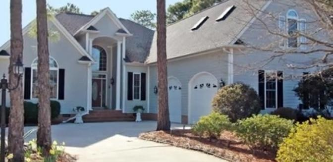 Brunswick County Real Estate St James Plantation Waterfront Home