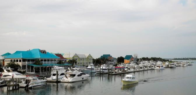 Brunswick County Real Estate Wrightsville Beach Yacht Club