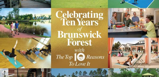 Brunswick Forest NC Best Wilmington