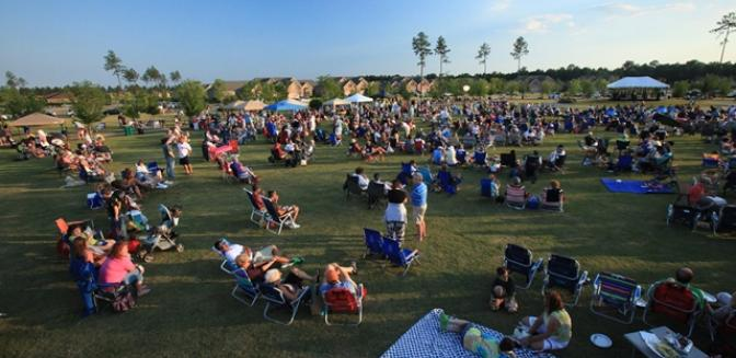 Brunswick Forest NC Concerts