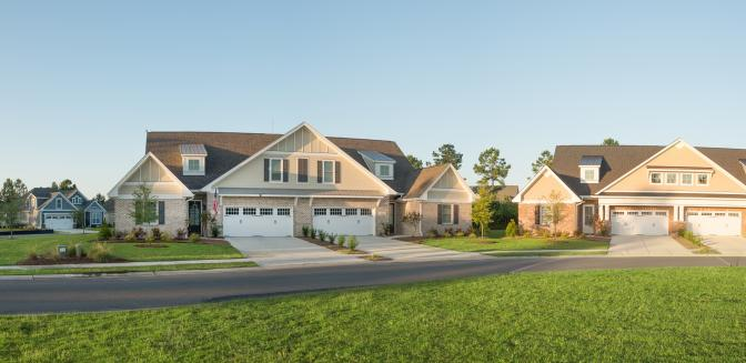 Brunswick Forest NC Low Maintenance Townhomes
