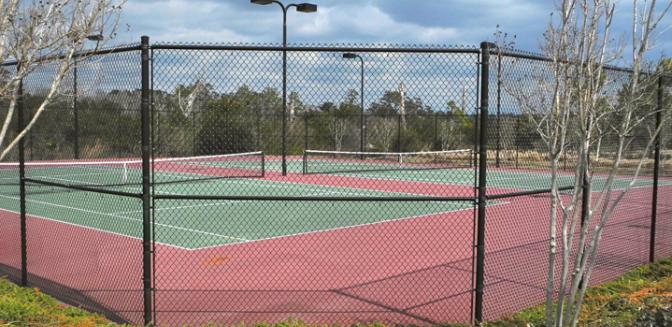 Cannonsgate NC Tennis Courts