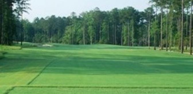 Carolina Colours NC Golf Course Layout