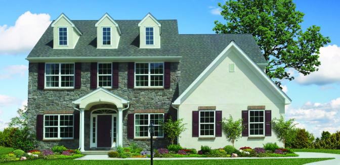 Carriage Park Hendersonville NC New Homes