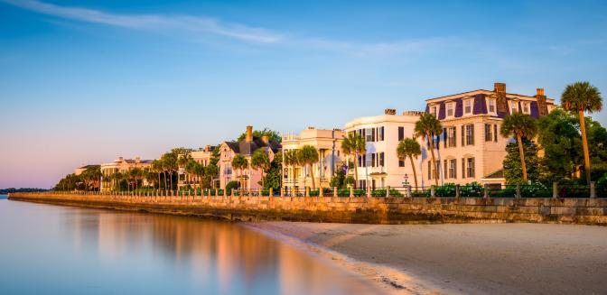 Charleston South Carolina Southern Living