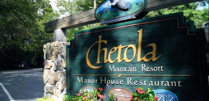 Chetola Resort Blowing Rock Entrance