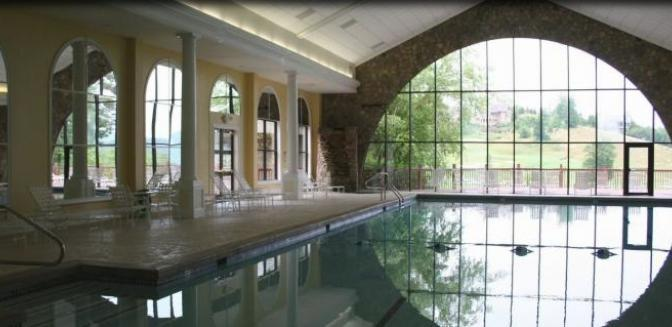 Clayton Homes GA Lake Burton Club Swimming Pool