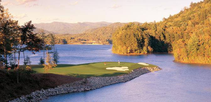 Cliffs Keowee Vineyards Golf Course