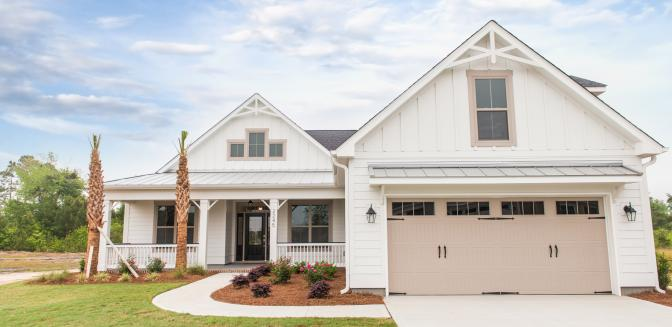 Compass Pointe NC New Homes