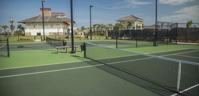 Compass Pointe NC Tennis