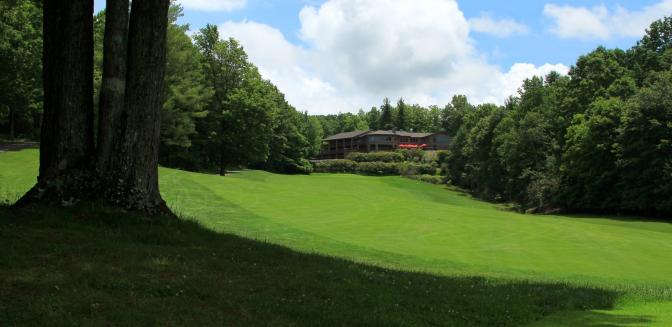 Connestee Falls NC Golf Clubhouse.JPG