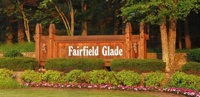 Fairfield Glade entrance