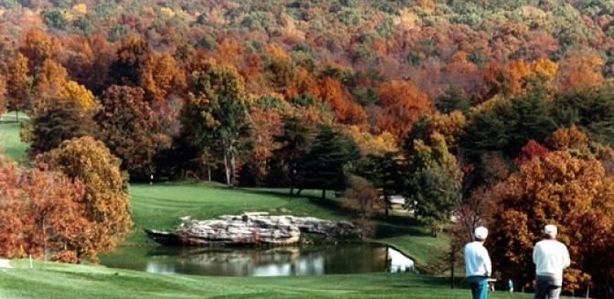 golf retirement communities in Tennessee