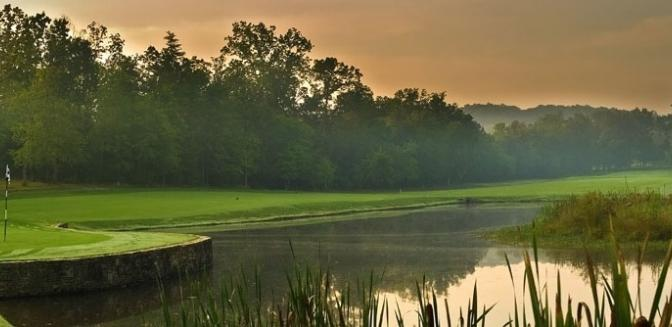 Fairfield Glade golf course