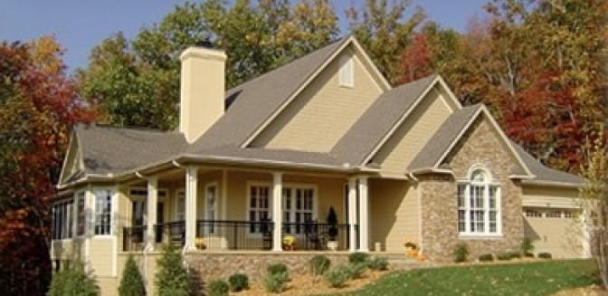 Fairfield Glade homes
