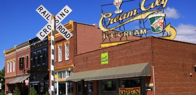 Cookeville TN Real Estate Downtown