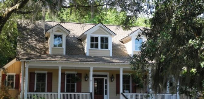 Coosaw Point SC Cottage Homes