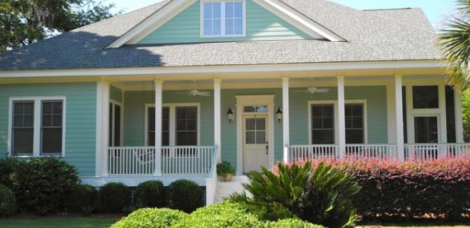 Coosaw Point SC Waterfront Home