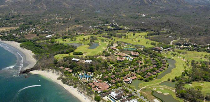 Costa Rica Golf Resorts Guanacaste D