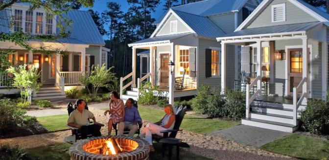 Cottage Accommodations