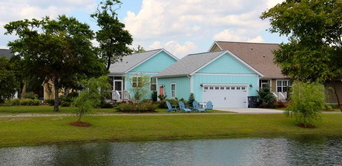 Cottages At Southport NC