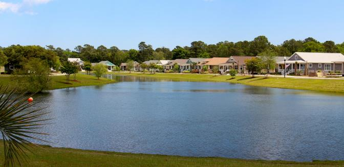 Cottages At Southport NC A