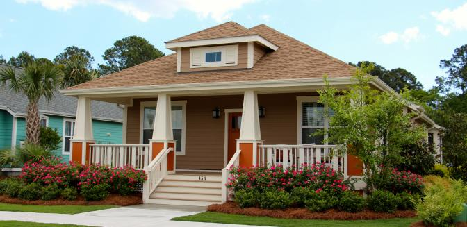 Cottages At Southport NC Homes