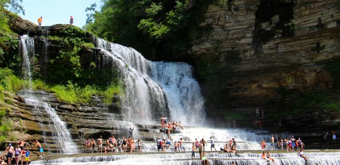 Tennessee State Parks That Rock Our World