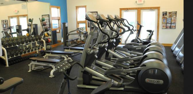 Currituck Club Fitness Center Gated Outer Banks Community