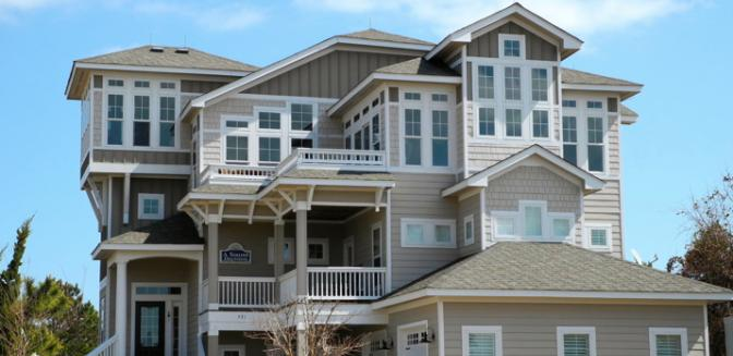 Currituck Club Homes Gated Outer Banks Community