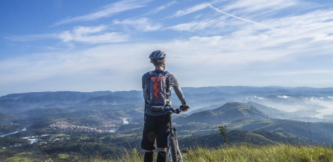 Cycling Mountains