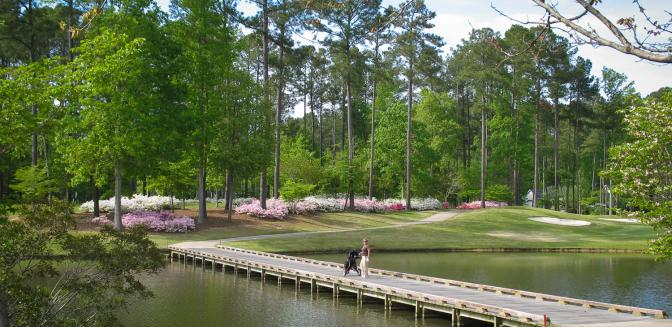 Cypress Landings NC Golf Course