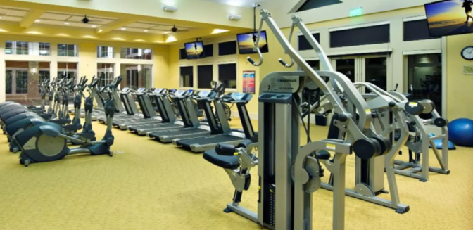 Del Webb Lake Oconee Fitness Center