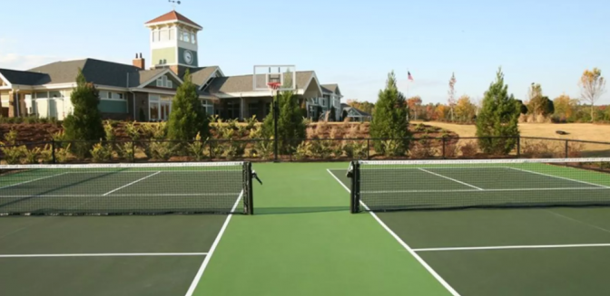 Del Webb Lake Oconee Pickleball