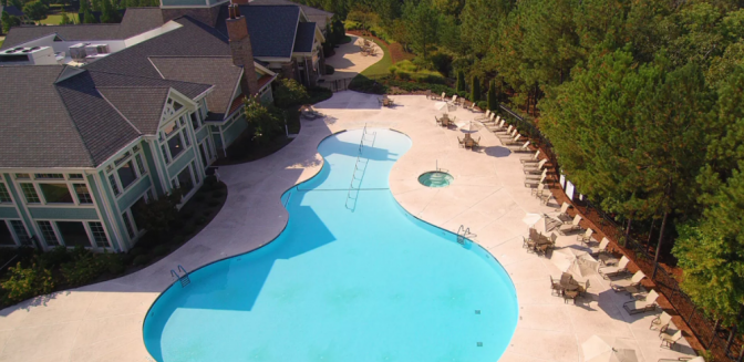 Del Webb Lake Oconee Swimming Pool