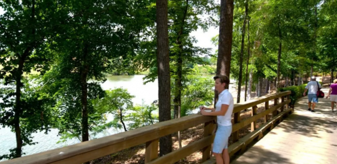 Del Webb Lake Oconee Walking Trails