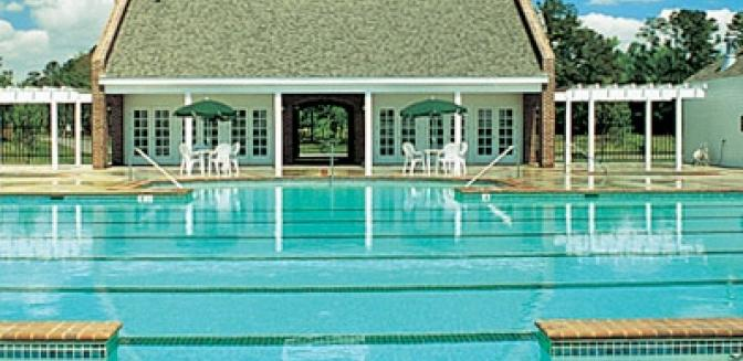 Edenton NC Albemarle Plantation Swimming Pool