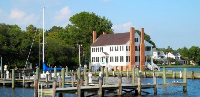 Edenton NC Real Estate Downtown Museums