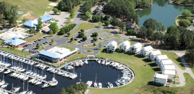 Fairfield Harbour New Bern Marina
