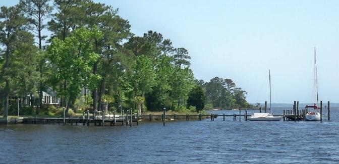 Fairfield Harbour New Bern Waterfront Homes
