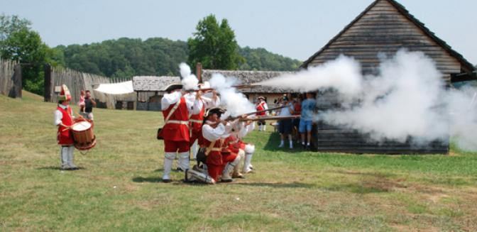 Fort Loudon State Park Tennessee Fun Things To Do