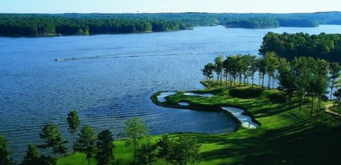 Georgia Lake Oconee Golf Courses