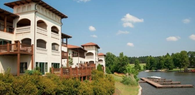 Georgia Lake Community Cuscowilla Condominiums