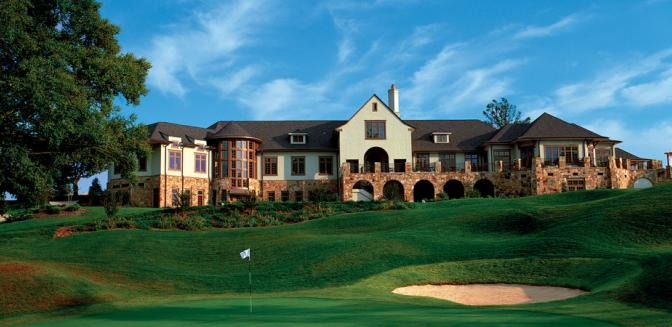 Gettysvue Knoxville TN Golf Clubhouse