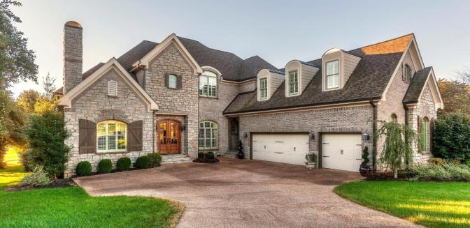 Gettysvue Knoxville TN Golf Course Homes