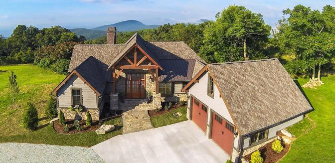 Grand Highlands NC Mountain Homes