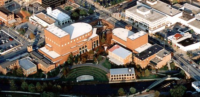 Greenville SC Peace Center Performing Arts