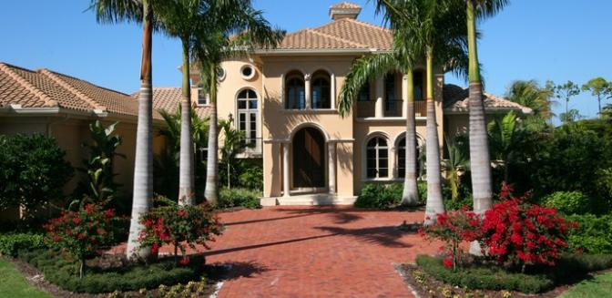 Grey Oaks Naples FL Home Styles B