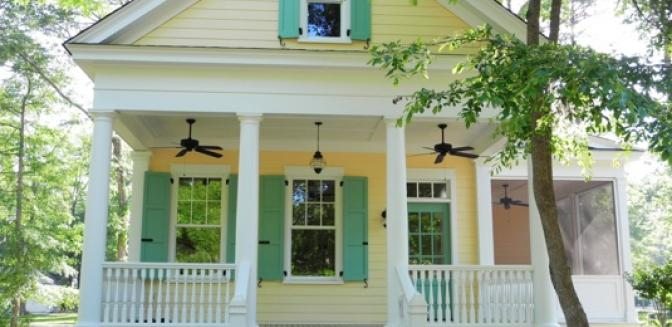 Habersham SC Cottage Homes
